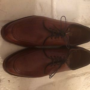 Allen Edmonds Split Toe Dress Shoes
